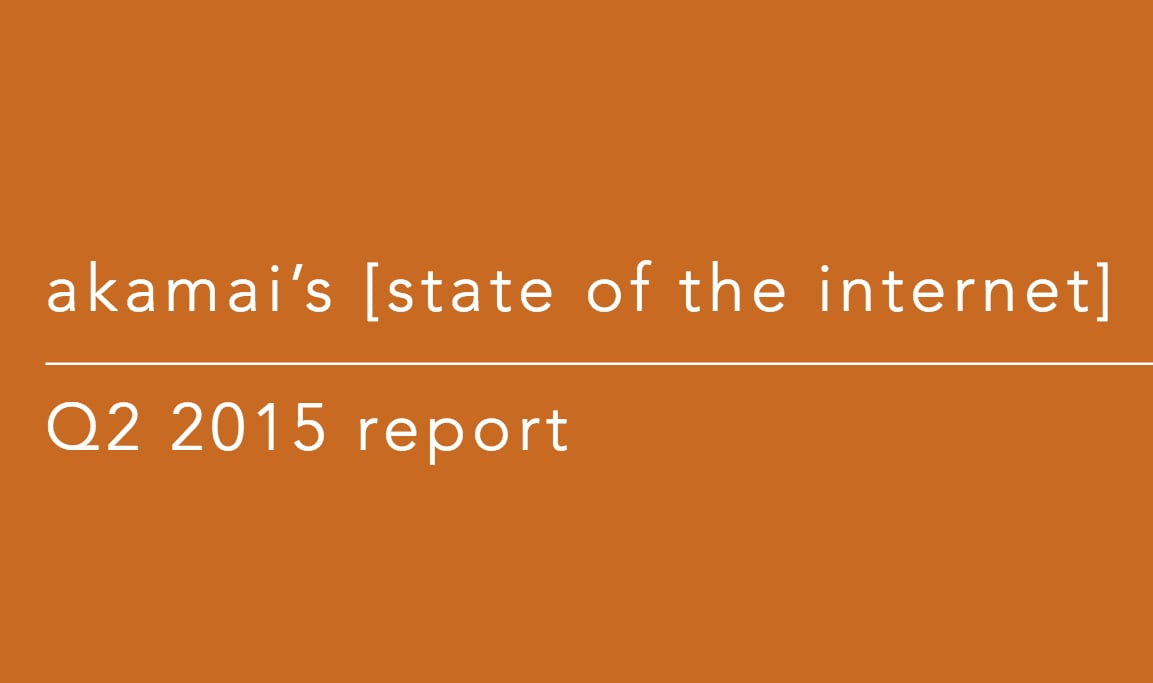 State of the Internet - Q2 2015