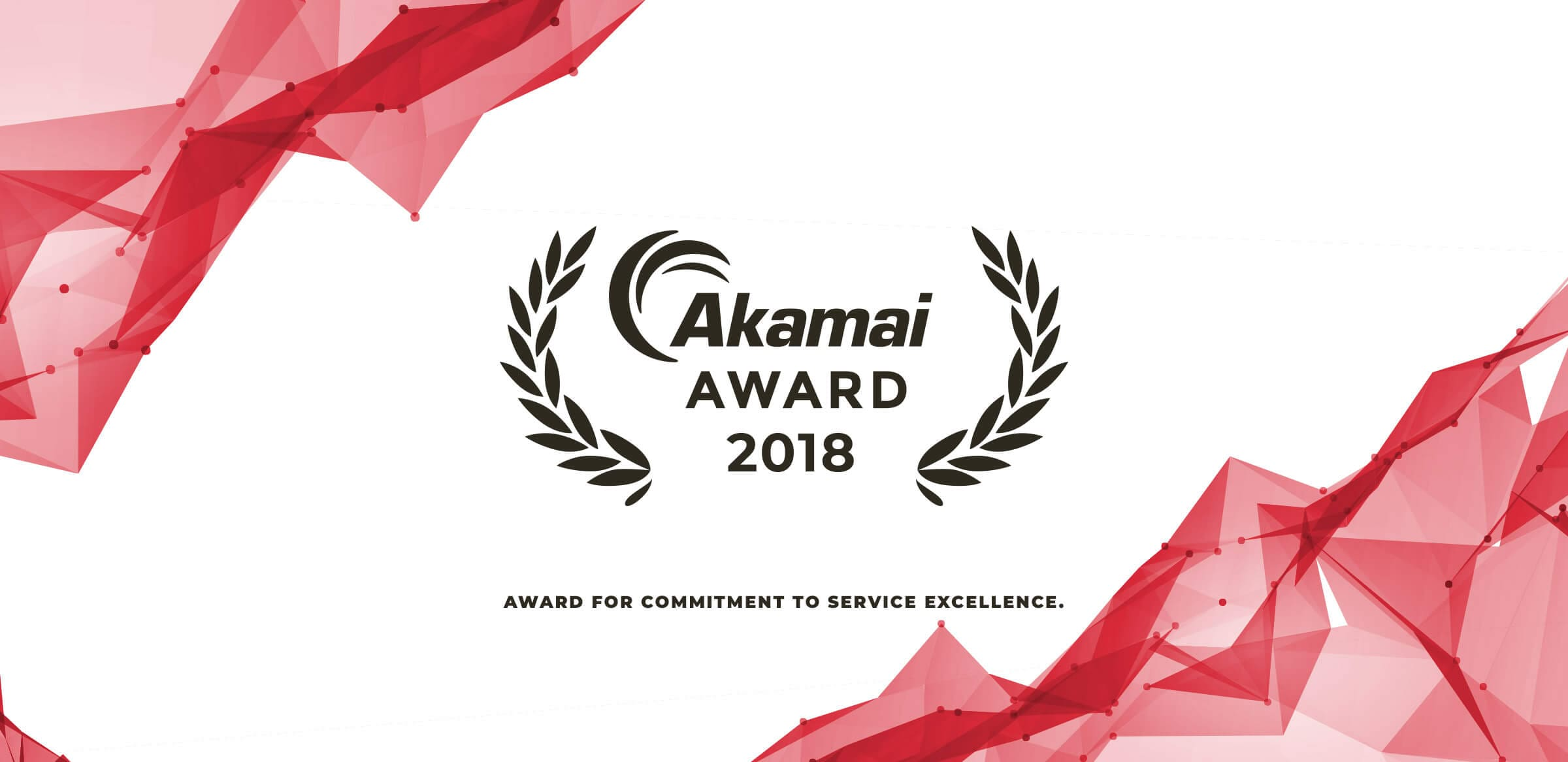 Arturai is proud to announce its Akamai 2018 Commitment to Service Excellence Award winning.